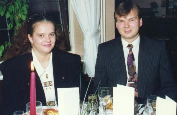 Torsten and Viola Scharnberg